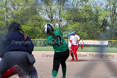 WBHS Softball at Canton South-56