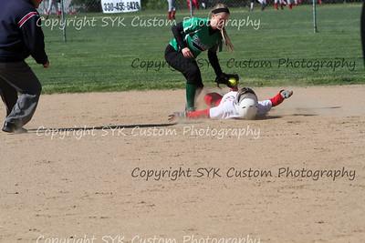 WBHS Softball at Canton South-98