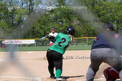 WBHS Softball at Canton South-44