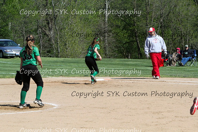 WBHS Softball at Canton South-82