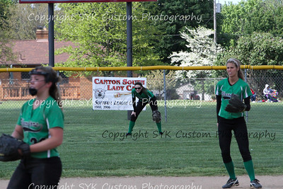 WBHS Softball at Canton South-29