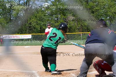 WBHS Softball at Canton South-43