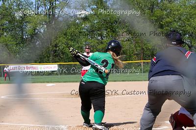 WBHS Softball at Canton South-45