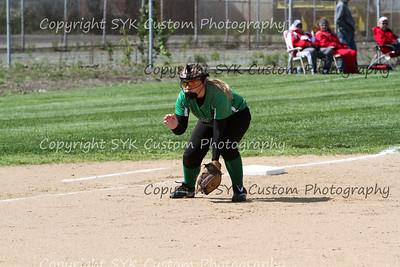 WBHS Softball at Canton South-28