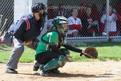WBHS Softball at Canton South-69