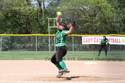 WBHS Softball at Canton South-62