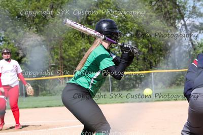 WBHS Softball at Canton South-32