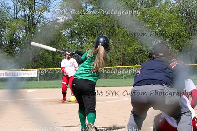 WBHS Softball at Canton South-37