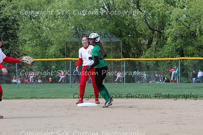 WBHS Softball at Canton South-19