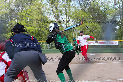 WBHS Softball at Canton South-47