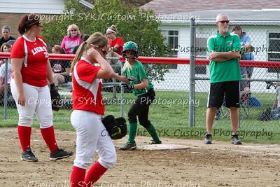 WBHS Softball at Minerva-46