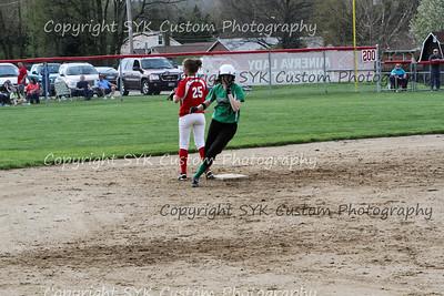 WBHS Softball at Minerva-62