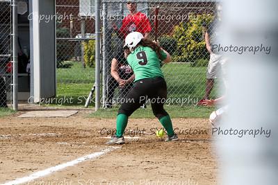WBHS Softball at Minerva-84