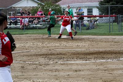 WBHS Softball at Minerva-45