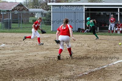 WBHS Softball at Minerva-41
