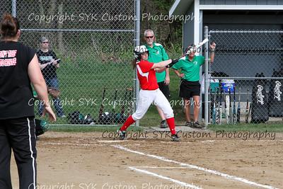 WBHS Softball at Minerva-17