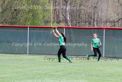 WBHS Softball at Minerva-28