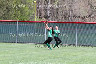 WBHS Softball at Minerva-26