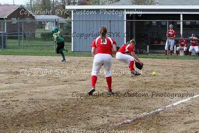 WBHS Softball at Minerva-42
