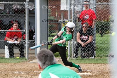 WBHS Softball at Minerva-49