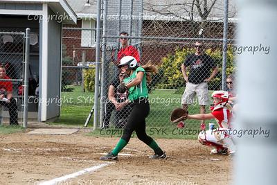 WBHS Softball at Minerva-76