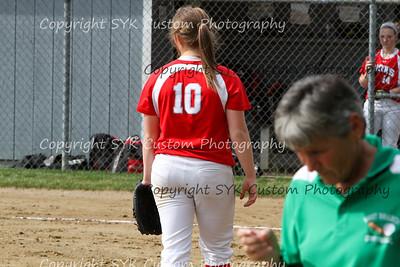 WBHS Softball at Minerva-36