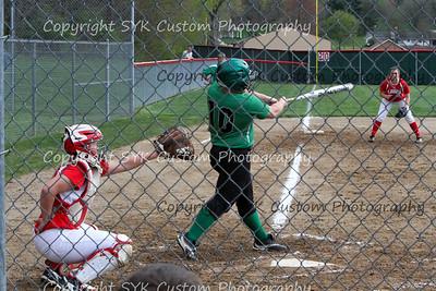 WBHS Softball at Minerva-33