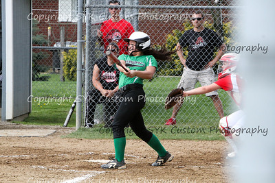 WBHS Softball at Minerva-60