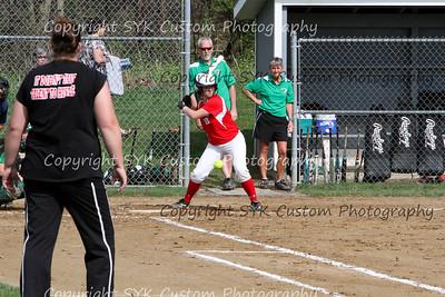 WBHS Softball at Minerva-13