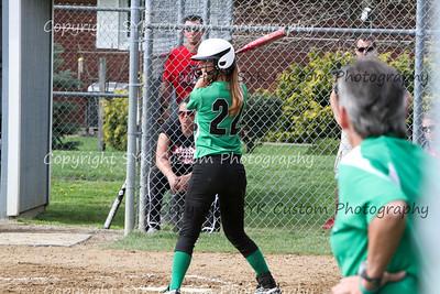 WBHS Softball at Minerva-73