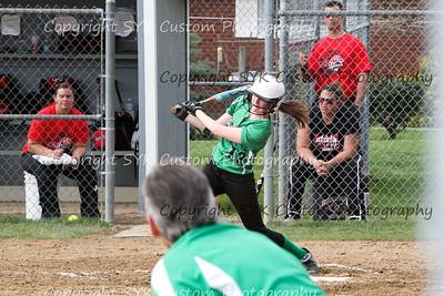 WBHS Softball at Minerva-50