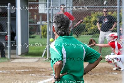 WBHS Softball at Minerva-74