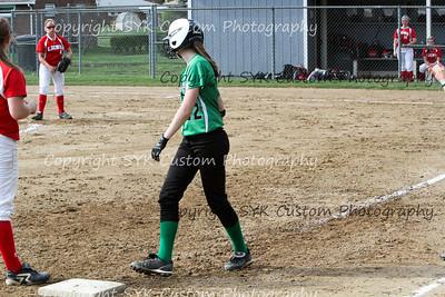 WBHS Softball at Minerva-71