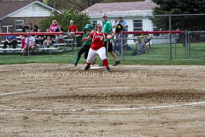 WBHS Softball at Minerva-44