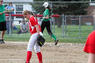 WBHS Softball at Minerva-53