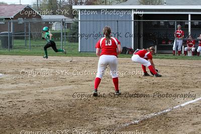 WBHS Softball at Minerva-43