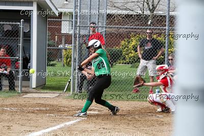 WBHS Softball at Minerva-75