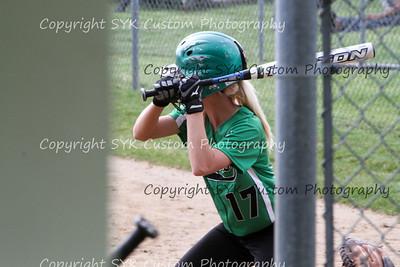 WBHS Softball at Minerva-34