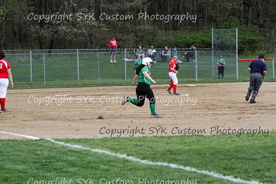 WBHS Softball at Minerva-4