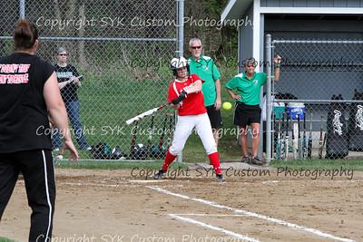 WBHS Softball at Minerva-19