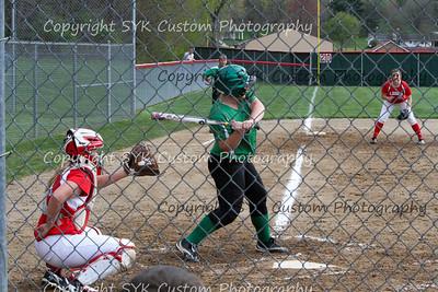 WBHS Softball at Minerva-32