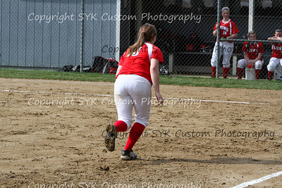 WBHS Softball at Minerva-35