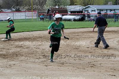 WBHS Softball at Minerva-66