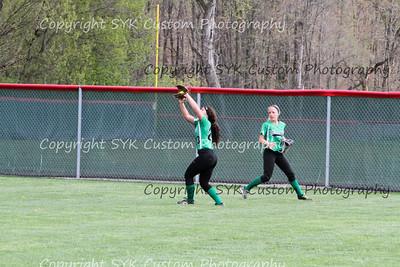 WBHS Softball at Minerva-27