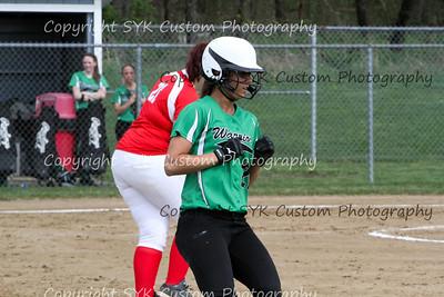 WBHS Softball at Minerva-3