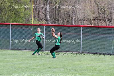 WBHS Softball at Minerva-24