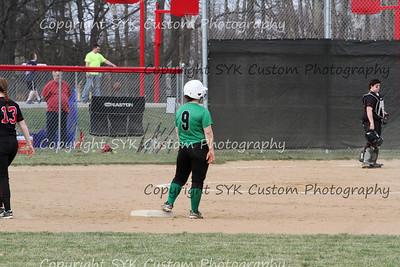 WBHS Softball at Salem-91