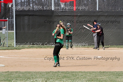 WBHS Softball at Salem-51