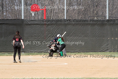 WBHS Softball at Salem-2
