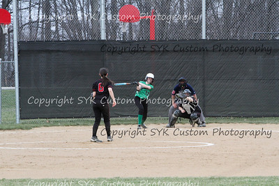 WBHS Softball at Salem-63